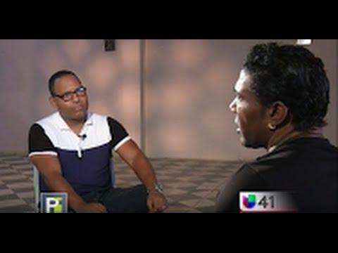 Entrevistan a Omega en el programa Primer Impacto de univision