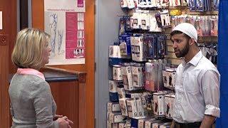 What Would You Do: Drug store employee denies Muslim man passport photo
