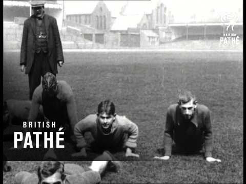 Everton and Liverpool Players (1914)