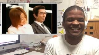 Funny Japanese Comedy Shimura Ken - Bathroom and Train (Reaction video)