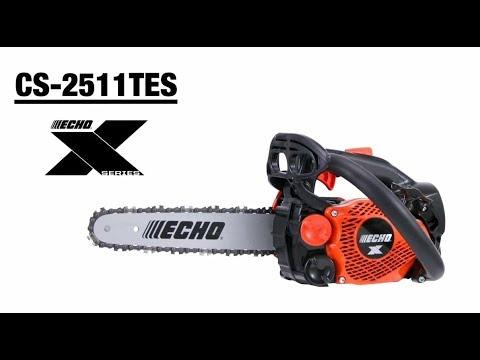 ECHO CS-2511TESC Lightweight, small top handle chainsaw
