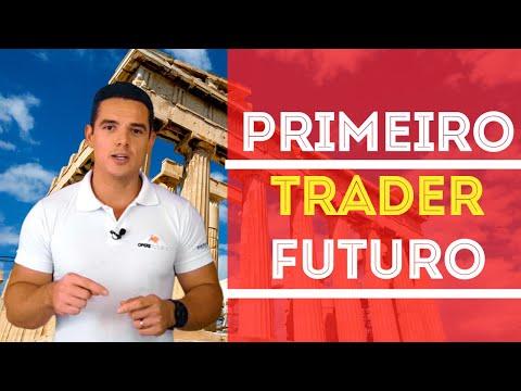 O Primeiro Trader – Onde tudo começou