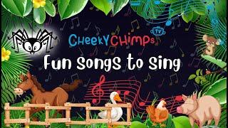 Fun Songs to Sing: I hear Thunder