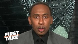 Why Stephen A. isn't concerned about the NFL season | First Take