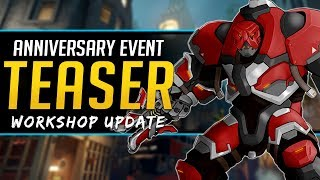 Overwatch Anniversary Event Teaser - Workshop going Live - Hero Concept Prototype