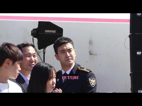 170527 U클린 콘서트 U Clean Concert-예성Yesung 시원Siwon 동해Donghae 창민Changmin Behind Story