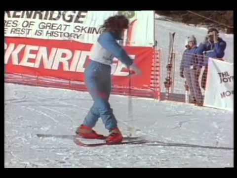 Во '80те вака се танцувало на скии