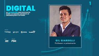Mix Palestras l Economia Digital l Gil Giardelli