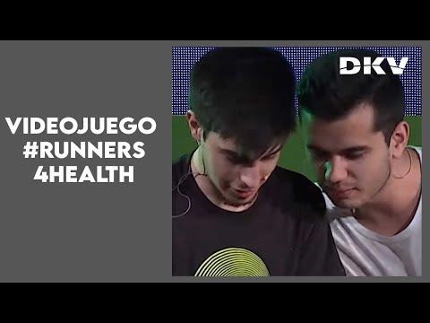 Presentación videojuego Runners4Health