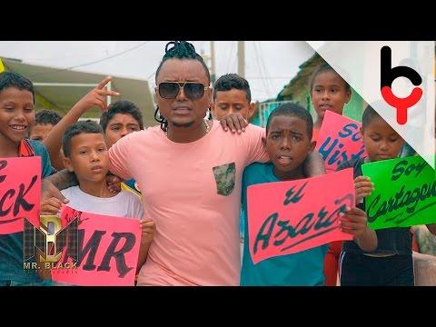 Mr Black - Mi Historia   Oficial Video