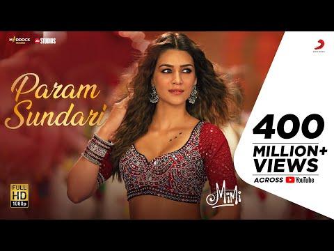 Mimi movie: Video song 'Param Sundari' sung by Shreya Ghoshal, composed by AR Rahman
