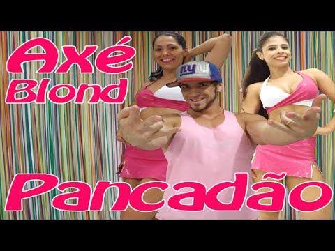 Axé Blond | Pancadão | Coreografia Oficial | Performance Equipe  Marreta