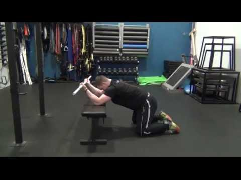 bench t spine mobility