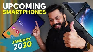 Top 10+ Best Upcoming Mobile Phones in January 2020 ⚡⚡⚡⚡