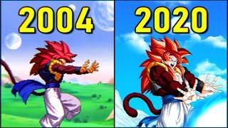 Evolution of Big Bang Kamehameha (2004-2020) ビッグバンかめはめ波