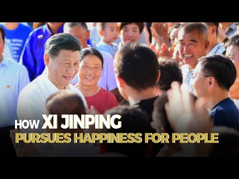 How does China's people-centric approach work?