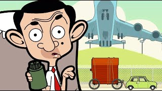 BEAN Away (Mr Bean Season 3)   NEW Funny Clips   Mr Bean Official