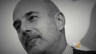 Matt Lauer: 'No Words To Express My Sorrow And Regret'