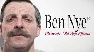 Ultimate Old Age Makeup Tutorial | Ben Nye Makeup