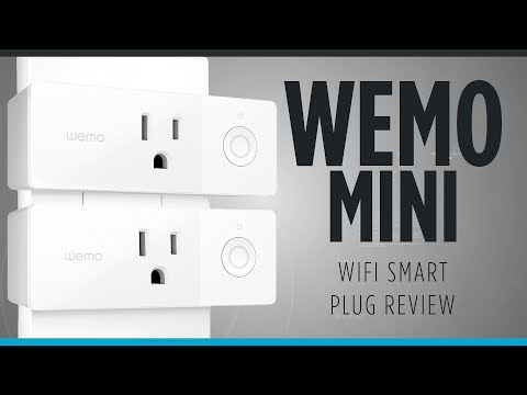 video WeMo Mini Wifi Smart Plug review – Make your home in to a smart home