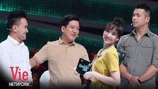 Trường Giang Ưu Ái Con Trai Nghệ Sĩ Hoài Linh Tham Gia Gameshow | Hài Nhanh Như Chớp Mùa 2 [Full HD]