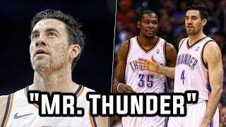 Why The Oklahoma City Thunder Retired Nick Collison's Jersey