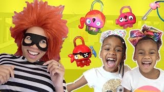 Hasbro Lock Stars Surprise Toys - Kids Pretend Play at Toy School