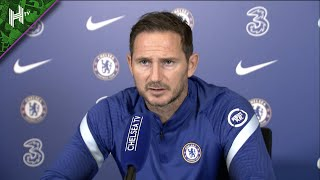 I'm excited for Ziyech's debut! | Chelsea v Southampton | Frank Lampard press conference