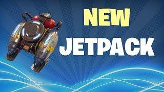 NEW JETPACK |  3,300 Solo Wins | Fortnite Live Stream