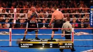Vitali Klitschko vs Chris Arreola