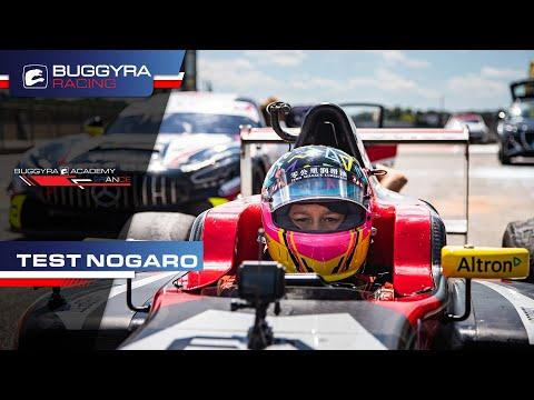 Testing in Nogaro - 1500 km around the circuit