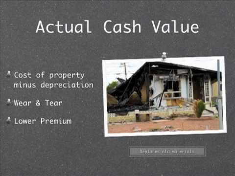 Actual Cash Value vs Replacement Cost: Homeowner Insurance Claim