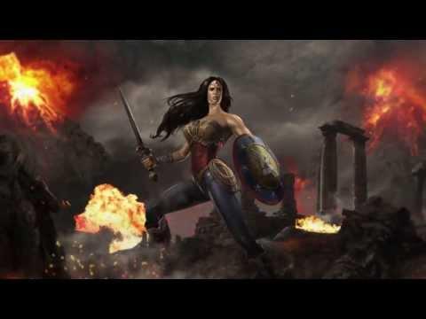 Injustice - Wonder Woman Character Ending