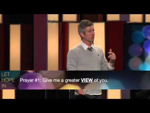 Let Hope In: Trusting Fully | Pete Wilson