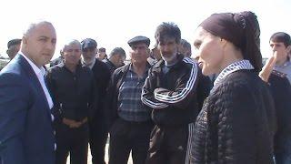 Жители села Шушия требуют землю (Дагестан)