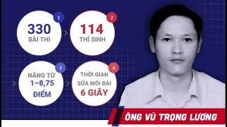 Bê bối điểm Hà Giang: Ông Vũ Trọng Lương là ai?