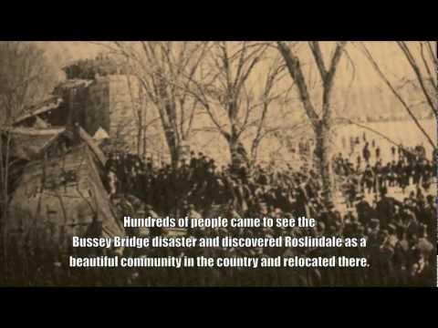 Bussey Bridge Disaster, Roslindale, MA 1887