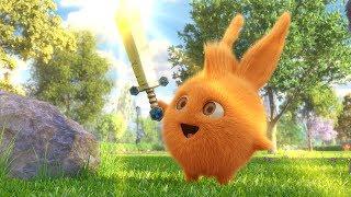 Солнечно Зайчики - Новый уровень    Забавные мультфильмы для детей   WildBrain