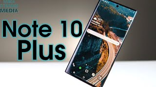 NOTE 10 PLUS by Samsung TESTED! (Slim, Powerful, and Feature Packed) - Best Phone of 2019?