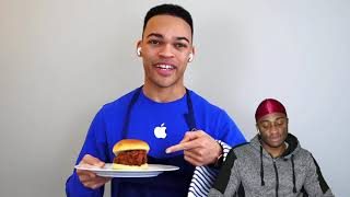 American Reacts To If Apple Made a Restaurant