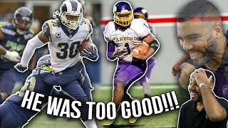 NFL Offensive MVP Todd Gurley In High School Was UNBELIEVABLE!!!- Todd Gurley Highlights [Reaction]