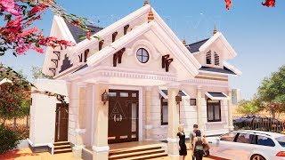 Mẫu Nhà Cấp 4 Đẹp 80m2 Giá 500 Triệu Tại Huyện Yên Khánh Tỉnh Ninh Bình