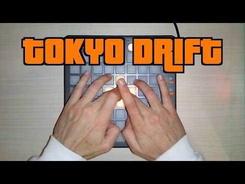 Teriyaki Boyz - Tokyo Drift (Live Launchpad Trap Remix)