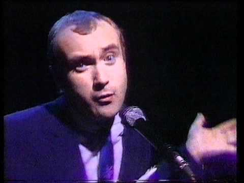 Phil Collins - You Can't Hurry Love. Top Of The POps 1982