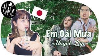 Reaction | Phản ứng của người Nhật khi xem Em Gái Mưa Huỳnh Lập Parody
