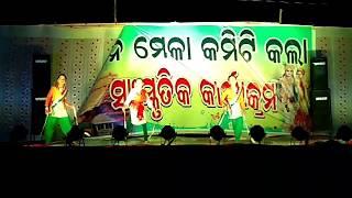 Ae mere watan abbad rahe tu . Dance song by cute girls on the occasion of 315th chandan mela kalla..