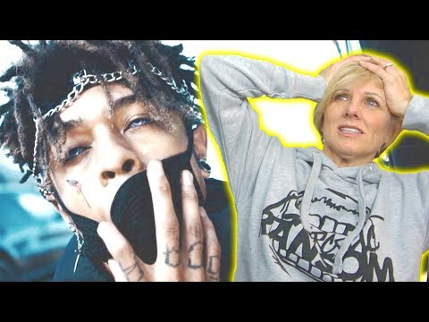 Mom REACTS to scarlxrd!! (HEART ATTACK, 6 FEET, BANDS)
