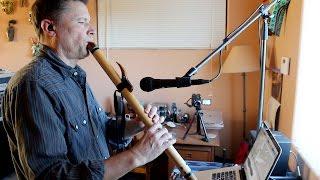Native American flute - Scott August - Beyond Summer