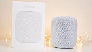 Apple HomePod Unboxing & Hands On Setup!