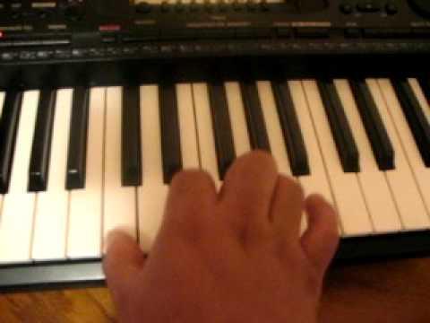 Piano Basico Tutorial de te Veo Jesus Adrian Romero 2